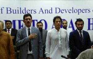 Imran-Khan-Chairman-PTI-ban-HighRise-buildings-25th-oct17-(2)