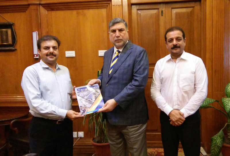 Meeting-with-Ejaz-Ahmed-Commissioner-Karachi-July-25-2017