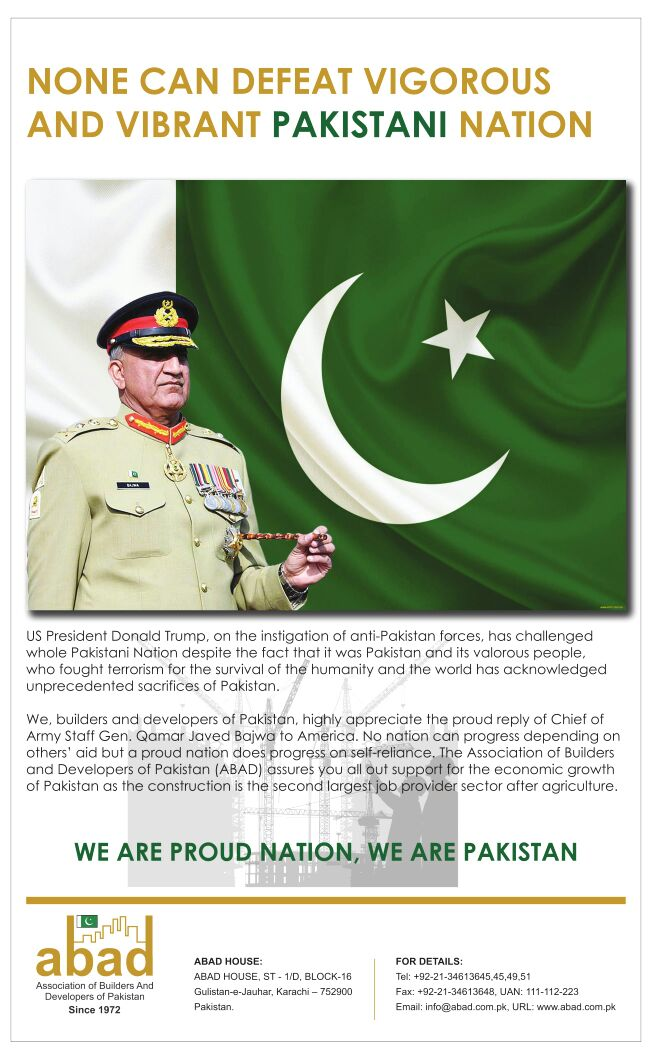 We are Proud Nation