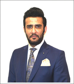 Fayyaz Ilyas Chairman ABAD